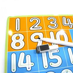 EN08英數筆順練習組(無磁性)