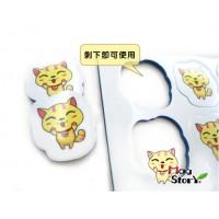 MA24鈴鐺貓數數磁鐵