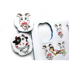 MA26牛牛羊羊數數磁鐵