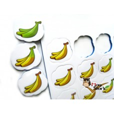 MA28香蕉數數磁鐵
